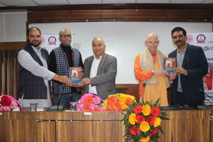 Dr Kenneth R. Valpey at Punjab University