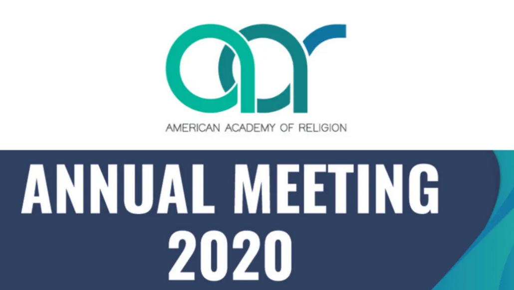 the logo of AAR annual meeting - kennethvalpey.com